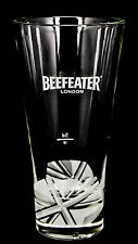 Beefeater Gin, Longdrinkglas, weiß satinierter Fuß, 5cl