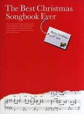 The Best Christmas Songbook Ever Learn to Play PIANO Guitar PVG Music Book