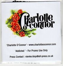 (EH922) Charlotte O'Connor, Addicted - 2012 DJ CD