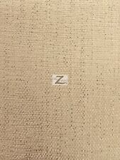 "SPARKLE CHENILLE UPHOLSTERY FABRIC - Khaki - 57"" WIDTH SOLD BY THE YARD"