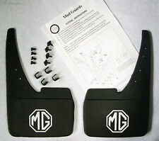 Brand New MG Universal HiTech Mud Flaps / Guards for MGB, MGBGT, Midget etc