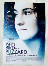 10 WHITE BIRD IN A BLIZZARD movie poster Postcard s SHAILENE WOODLEY Eva Green