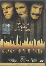 GANGS OF NEW YORK - DVD