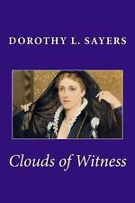 Clouds of Witness by Dorothy L. Sayers (2011, Paperback)