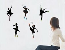 Beautiful ballet Home Decor Removable Wall Sticker/Decal/Decoration
