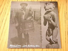 "WARREN ZEVON - LEAVE MY MONKEY ALONE   7"" VINYL PS"
