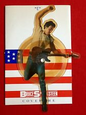 BRUCE SPRINGSTEEN - Cover Me - Shaped Picture Disc with Unused Plinth (Record)