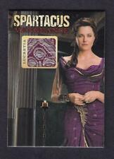 SPARTACUS VENGEANCE COSTUME / RELIC LUCY LAWLESS AS LUCRETTIA