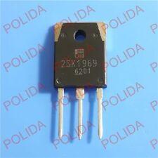 1PCS MOSFET Transistor FUJISTU/FEC TO-3P 2SK1969 K1969