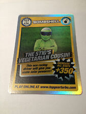 Top Gear Turbo Challenge Super Rare 423 Bombshell - Stig's Vegetarian Cousin!