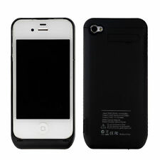 New 3000mAh External Battery Power Pack Charger Case for iphone 4 4S