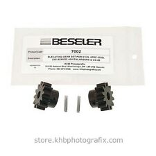 New Elevation Gear Replacement Kit for all Beseler 23C Enlargers