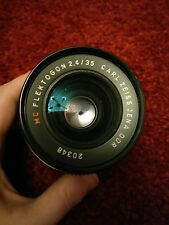 Carl Zeiss Jena DDR 20348 MC Flektogon 2.4/35