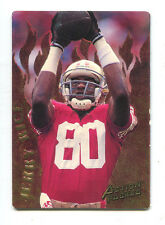 1994 Action Packed Catching Fire #1 Jerry Rice San Francisco 49ers