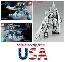 Mc Model Gundam - FA-93 HWS V Gundam Model Kit (1/144 Scale) - SHIP FROM U.S.A.