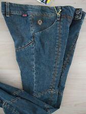 BELSTAFF garter on bf18 Pants Lady Donna Jeans Pantaloni Tg 26 NUOVO con etichetta