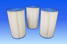 NEW 3 PACK SPA FILTER FITS:C6430 UNICEL C-6430 PLEATCO,pwk30 PWK-30,FC-3915