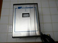 Charles Marine Battery C-Charger Ci-1230A 30 Amp 12V Boat 3-Bank Stainless