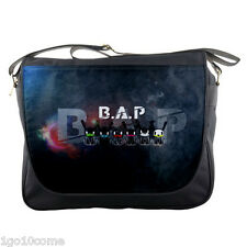 BAP Matoki Zelo Yongguk K POP Messenger Bag Shoulder Notebook Laptop School Bags