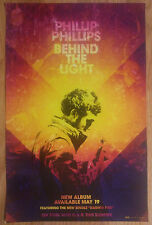 Music Poster Promo Phillip Phillips ~ Behind The Light