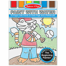 Melissa and Doug Boys Blue Paint with Water Kids Art Pad