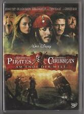 Pirates of Caribbean Fluch der Karibik 3 Am Ende der Welt Johnny Depp DVD