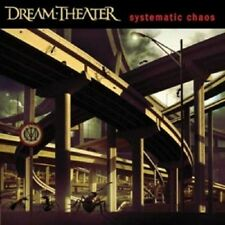 "DREAM THEATER ""SYSTEMATIC CHAOS"" CD NEUWARE"
