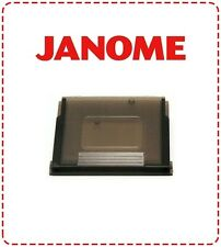 Janome Brown Slide Bobbin Cover Plate - Hook Plastic COMBI SW MC SX SD SS SL MY