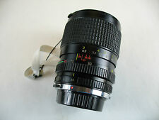 Olympus OM mount tokina AT-X 28 85mm 1:3.5 4.5 lens parts or repair