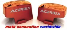 NEW ACERBIS BREMBO KTM ORANGE MASTER CYLINDER COVERS KTM SXF250 SXF350 SXF450