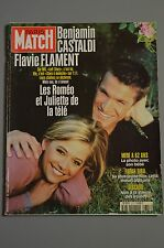 PARIS MATCH 2717 21/06/2001 Diba Castaldi Flament Cruz   A11