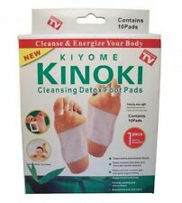 Kiyome Kinoki - Patch detox plantaire - Foot patch anti toxine