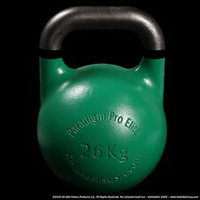 26 kg-57 lb Paradigm Pro ELITE Precision Competition Kettlebell *FREE SHIPPING*
