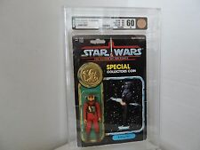 Vintage Star Wars POTF 92 Back Carded Action Figure B-Wing Pilot