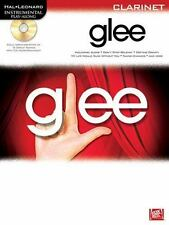 Glee For Clarinet Instrumental Play-Along Bk/Cd