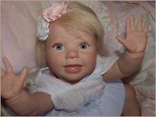 "KENZIE LANE ~ REBORN ""AMELIA"" FACE BY DONNA RUBERT~10 MONTH OLD~25 INCHES"