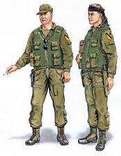PLUS MODEL AL4049 AH-1 Crew Resin Figuren in 1:48