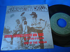 THE BEST OF APHRODITE'S CHILD - PORTUGAL 45 EP