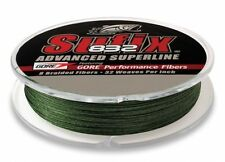 Sufix 832 Advanced Superline Low Vis Green 150yd 15lb Test Fishing Line 660-015G