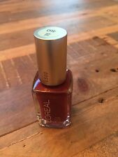 LOREAL NAIL POLISH - 0.39 fl oz - BRAND NEW - RED TOTE