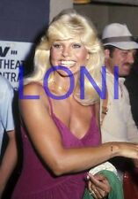 LONI ANDERSON #876,CANDID PHOTO,closeup,WKRP,partners in crime