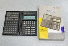 DOOR ON BACK HP 19B II 19BII HP Business Consultant II Calculator