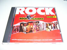 Rock Album Volume 2 Rock Classics * RARE ARCADE CD HOLLAND 1989 *