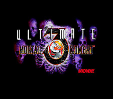 Ultimate Mortal Kombat 3 - Sega Genesis Game Only