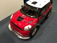 Losi 5ive Mini WRC-JS performance avant alliage splitter/spoiler avec fixations