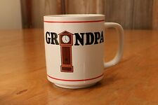 Grandpa You're The Best Mug In Good Shape Coffee Tea Collectible Gift