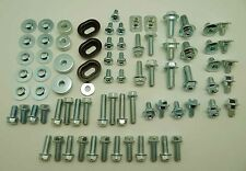 93pcs FULL BODY PLASTICS BOLT KIT HONDA CR80 CR85 CR125 CR250 CR450 CR480 CR500