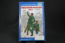 YT060 TRUMPETER 1/35 maquette figurine 00402 Panzer Division Poland 1939 WWII
