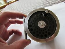 V good vintage hardy alnwick sunbeam 5/6 trout fly fishing reel ..