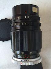 (Sankyo Kohki) Komura 135mm f/3.5 - Nikon mount
